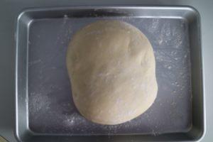 超软乳酪蜜蜜豆软欧的做法 步骤1