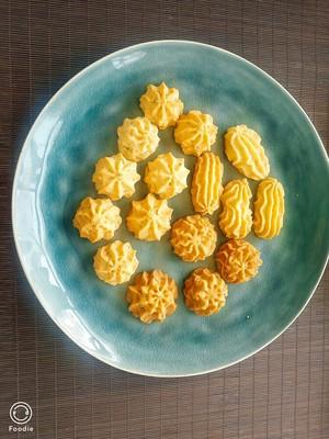 香葱曲奇  制作方法