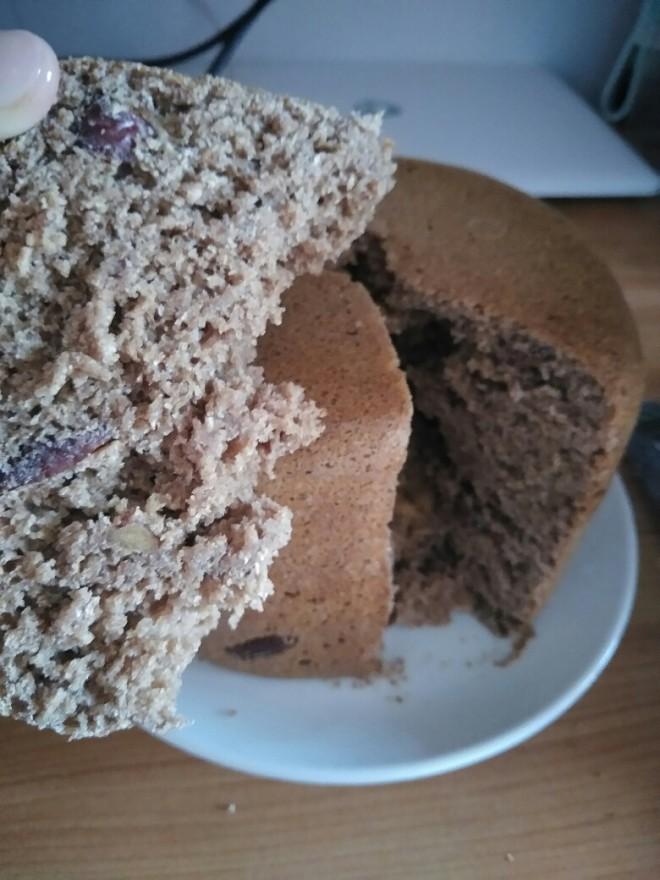 红枣黑麦高纤维面包的做法