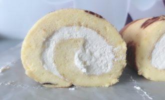 蛋糕卷(参考的君之的方子)制作食谱