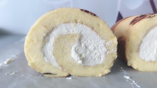 蛋糕卷(参考的君之的方子)的做法