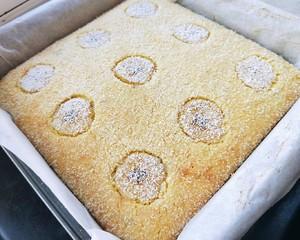 香蕉椰蓉蛋糕的做法 步骤10