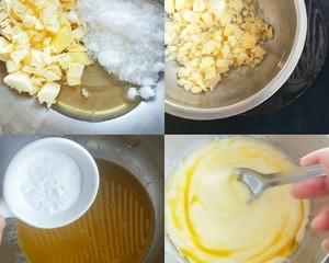 俄罗斯提拉米苏蜂蜜千层蛋糕(原味)的做法 步骤3