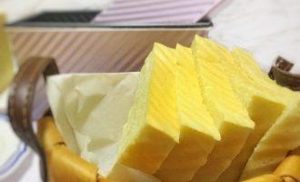 百分百中种牛奶吐司制作方法