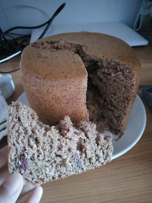 红枣黑麦高纤维面包的做法 步骤5