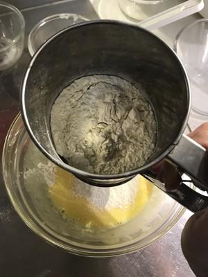 堂妈的酸奶戚风蛋糕的做法 步骤11