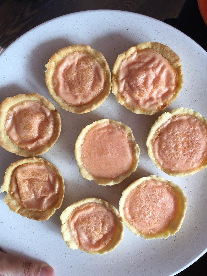 港式蛋挞曲奇蛋皮的做法