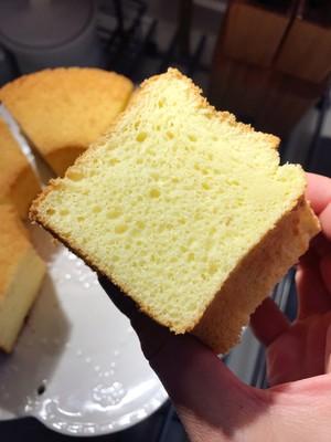 堂妈的酸奶戚风蛋糕的做法 步骤35