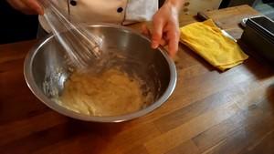 甜而不腻:香蕉磅蛋糕的做法 步骤9