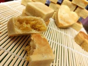 台湾土凤梨酥~酥到掉渣~10L小烤箱的美味的做法 步骤14