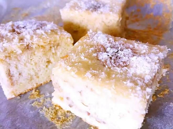 香蕉椰蓉蛋糕的做法