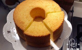 堂妈的酸奶戚风蛋糕制作方法