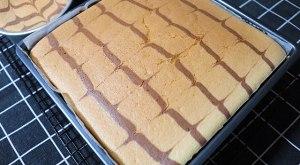 酸奶戚风蛋糕的做法 步骤17