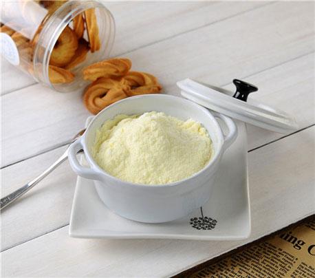 烘焙中,奶粉和牛奶可以等量替换吗?