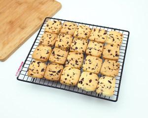 【SUPER烘焙坊】蔓越莓饼干的做法 步骤12