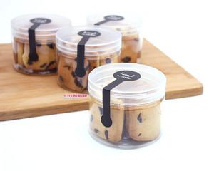 【SUPER烘焙坊】蔓越莓饼干的做法 步骤13
