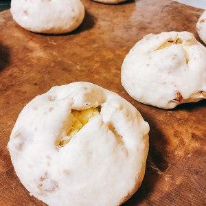 芝士核桃面包的做法 步骤14