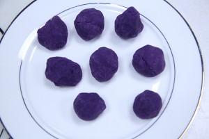 低脂健康的紫薯面包的做法 步骤10