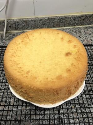 酸奶戚风蛋糕的做法 步骤32