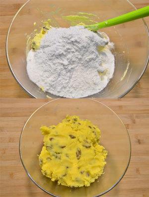 葡萄奶酥饼干的做法 步骤5