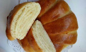 做法超简单的老式油酥面包 制作方法