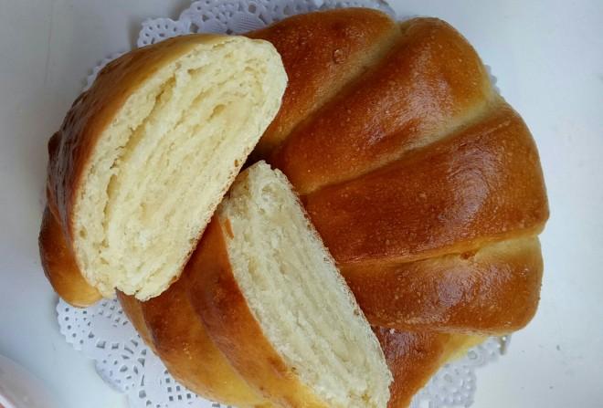 做法超简单的老式油酥面包的做法