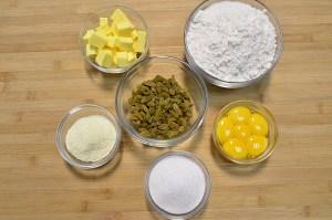 葡萄奶酥饼干的做法 步骤1