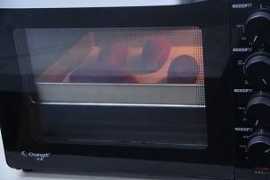 低脂健康的紫薯面包的做法 步骤17