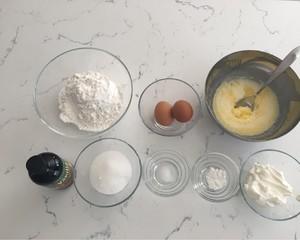 蓝莓蛋糕的做法 步骤4
