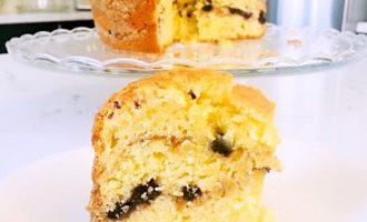 蓝莓蛋糕 制作方法
