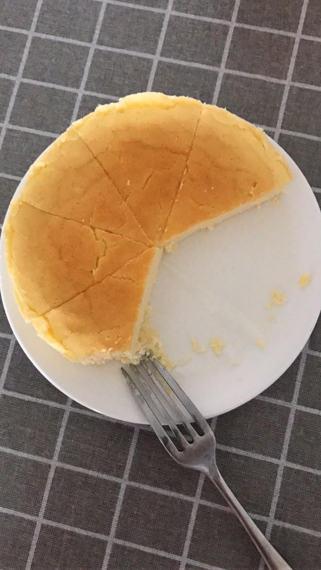 牛奶芝士蛋糕的做法