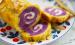 岩烤奶酪紫薯卷 制作方法