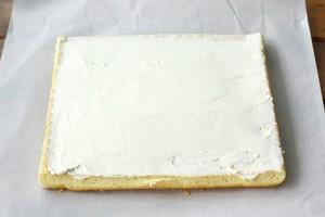 日式棉花蛋糕卷的做法 步骤12