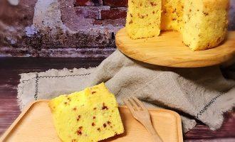 小米中空戚风蛋糕  制作方法
