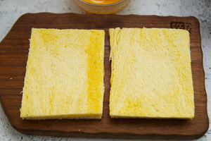 岩烤奶酪紫薯卷的做法 步骤4