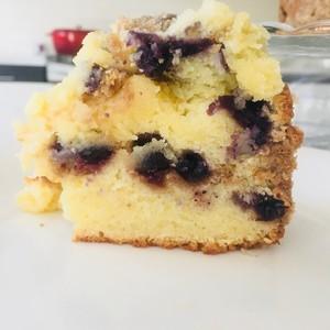 蓝莓蛋糕的做法 步骤10