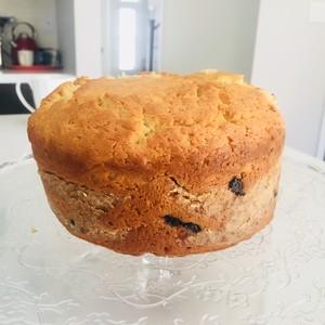蓝莓蛋糕的做法 步骤9