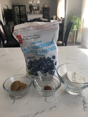 蓝莓蛋糕的做法 步骤3