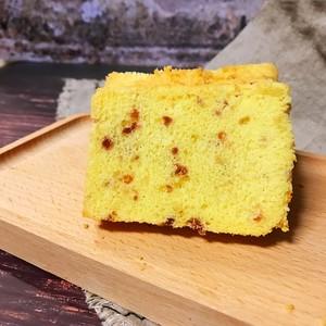 小米中空戚风蛋糕的做法 步骤12