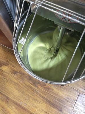 抹茶蜜豆蔓越莓面包的做法 步骤2