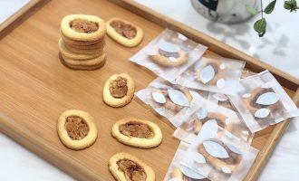 罗马盾牌饼干 制作方法