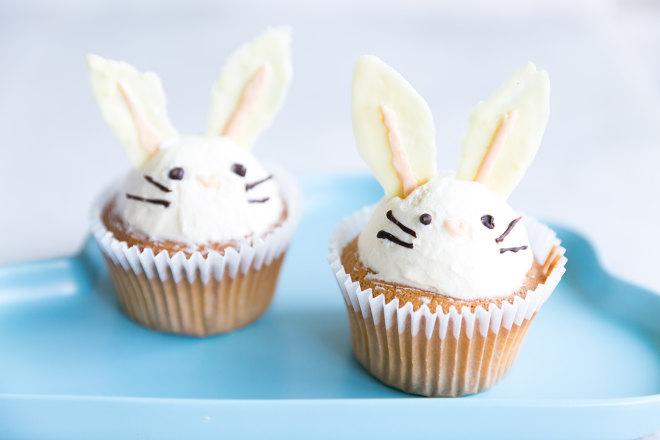 萌萌哒小兔子cupcake的做法