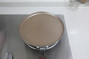 抹茶红豆毛巾卷的做法 步骤12