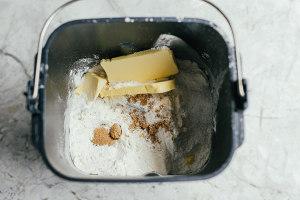 黑糖麻薯红豆吐司的做法 步骤11