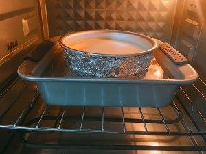 白巧克力重乳酪蛋糕的做法 步骤7