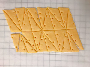 芝士咸饼干的做法 步骤6