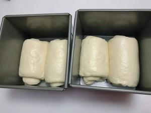 【UKOEO 高比克风炉】蛋清鲜奶吐司的做法 步骤9