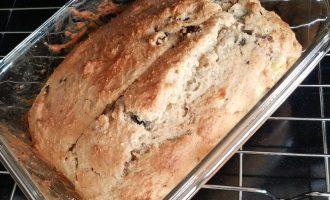 香蕉蓝莓爆浆蛋糕 制作方法