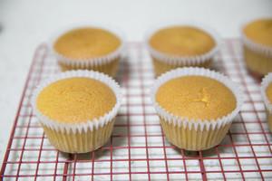 萌萌哒小兔子cupcake的做法 步骤7