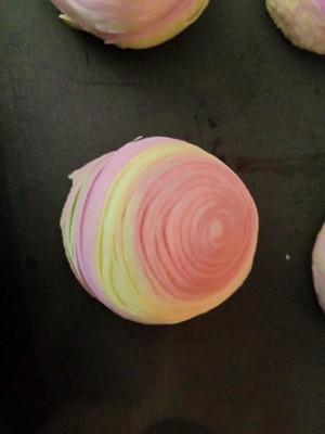 彩色螺纹酥的做法 步骤14